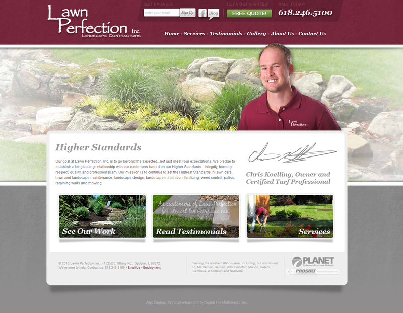 lawnperfectioninc.com