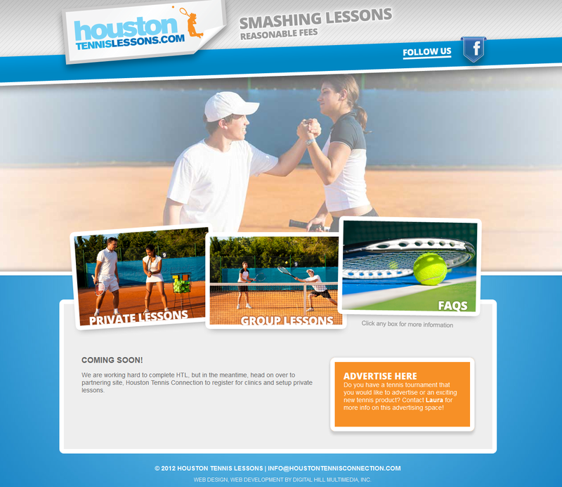 HoustonTennisLessons.com